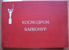 Real Photo Book Album Astronaut Space Man Ship Rocket Suit Cosmos Trip Baikonur