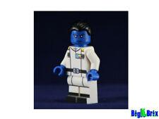 ADMIRAL THRAWN Custom Printed on Lego Minifigure! Star Wars