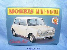 Morris Mini Car Vehicle Garage Advertising Magnet NEW Classic Car Sign