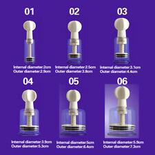 Vacuum Twist Rotary Cupping Nipple Enlargement No-Pump Suction Enlarger AUS