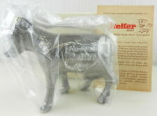 Vtg Reiter Dairy Still Bank 'Rosie the Cow' Frankham Foundry Akron Canton OH S40