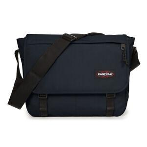 EASTPAK Unisex Umhängetasche Delegate Messenger Laptop Bag Cloud Navy (blau)