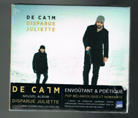 ♫ - DE CALM - DISPARUE JULIETTE - CD 11 TITRES - 2017 - NEUF NEW NEU - ♫