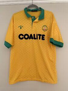 1990-92 Chesterfield Away Shirt - Medium