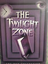 TWILIGHT ZONE (DVD 5 EPISODES NEW IN ORIGINAL SHRINK WRAP) UPC 034341130000