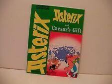 "Asterix book "" Caesar's Gift"" :by Goscinny & Uderzo NEW NM SC1977(FREE SH/GIFT)"