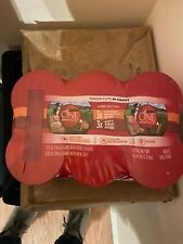 Best Purina ONE SmartBlend Canned Wet Dogs Food Free Vitamins Beef Chicken 6 Can