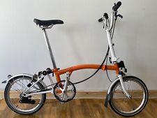 Brompton M6L Folding Bike WORLDWIDE POSTAGE!!