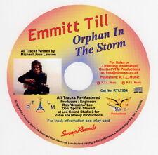 Emmitt Till, Orphan In The Storm CD  Cat No: RTL7504