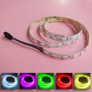 1M 24V Epistar 5050 RGB LED Flex Strip Light Color Changing 60LEDs Ultra Bright