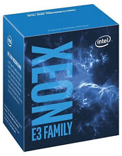 Intel Xeon E3-1275 V6 Processore 3.8ghz cache 8MB Socket LGA 1151