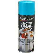 Duplicolor DE1643 Torque N' Teal Motor Engine Spray Paint Aerosol 12oz.