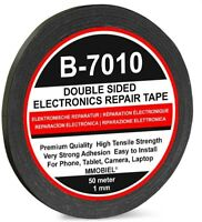 B-7010 Double Sided Electronics Repair Tape 49.5m X 1mm