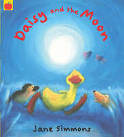 Daisy and the Moon by Jane Simmons - Book. New (Paperback)