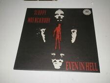 SLOPPY WRENCHBODY - EVEN IN HELL - LP 1992 KK RECORDS - NM/EX- BELGIUM -