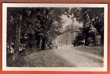 Carte Postale Photo  - Chateau De Corcelles -Traction - Trevoux - (Ain)