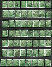 Collection of 104 Germany Stamps Scott #708 & # 827 USED ALBRECHT DURER,