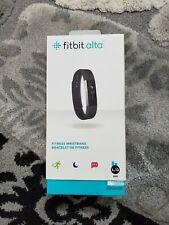 Fitbit Alta Large Black Open Box