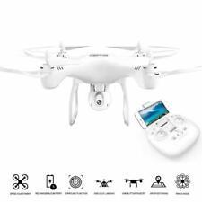 DRONE QUADRICOTTERO RADICOMANDATO GPS HEADLESS WIFI FPV CAMERA HD VIDEO FOTO PKR