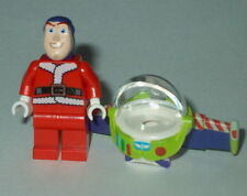 TOY STORY Lego Buzz Lightyear as Holiday Santa NEW 7789 Disney Genuine Lego Part