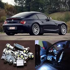 13×white LED light Interior kit for BMW Z4 E85 E86 Coupe Convertible 2003-2008