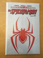 ULTIMATE COMICS SPIDER MAN 1, NM 9.2 - 9.4, 1ST PRINT, POLYBAGGED, MILES MORALES