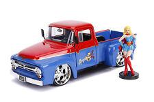DC Bombshells Wonder Woman Chevy Pickup 1 24 Scale Hollywood Jada Toys