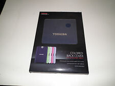 """Blue Moon Colored Back Cover 10"""" Toshiba Tablet"""