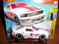 FORD MUSTANG - 2007 - HOT WHEELS