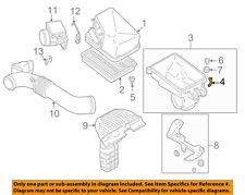 MITSUBISHI OEM 95-12 Eclipse Air Cleaner Intake-Air Cleaner Body Clamp MD620849