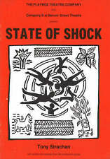 State of Shock by Tony Strachan (Paperback, 1986)