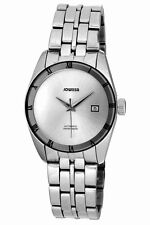 Jowissa Men's J4.075.L Monte Carlo Silver Dial Swiss Automatic Watch