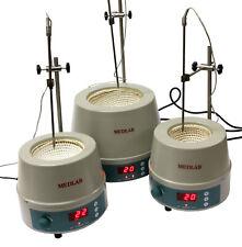 Digital Heizmantel Heizhaube mit Magnetrührer- Vol. 250ml, 500ml, 1L, 2L oder 5L