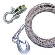 "POWERWINCH CABLE 50' X 7/32"" UNIVERSAL PREMIUM REPLACEMENT"