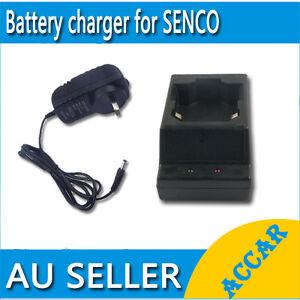 Battery Charger Set for SENCO 6V Gas Framing Nailer Nail gun 5G0001N GT90FRH oz