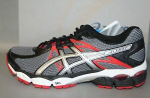 Men's ASICS Gel Flux 2 Size 9 4-E (Extra Wide) Mesh Athletic Running Shoes
