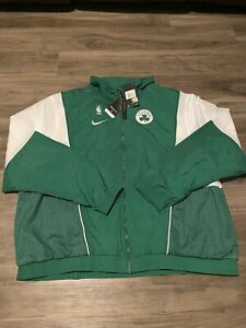 Nike Boston Celtics Courtside NBA Tracksuit Jacket Men's 3XL AV6703 312