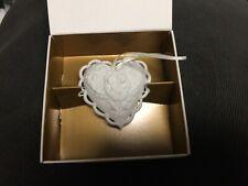 "New listing 1997 Margaret Furlong ""From the Heart"" heart Ornament Mib, orig box"