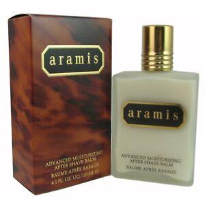 Aramis Advanced Moisturizing After Shave Balm, 4.1 Ounce