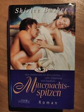 Shirlee Busbee  Mitternachtsspitzen    Roman gebundene Ausgabe Erotik 723