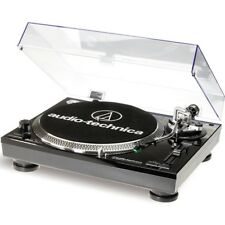 Audio Technica AT-LP 120 USB Tourne-disques directement propulsion Incl. at95e-Noir