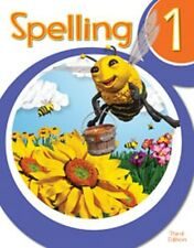 BJU Press - Spelling 1 Worktext (3rd ed)  296970