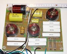 BC-3227 3-Wege Profi Extrem Weiche Frequenzweiche Hifi PA 700Watt 4/8Ohm 18db