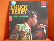 VINYL 33T – CHUCK BERRY : ROCK AND ROLL MUSIC – 70'S FONTANA FR