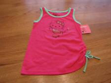 Girls Hello Kitty tank top shirt pink 6  NWT 20.00  ^^