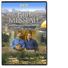 THE PATH OF THE MESSIAH: W/ JEFF CAVINS & RAYMOND ARROYO  EWTN DOCUMENTARY DVD