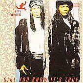 Milli Vanilli : Girl You Know Its True CD