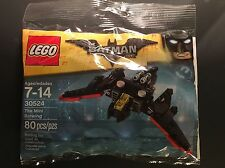 LEGO The Batman Movie Mini Batwing 30524 New Polybag Sealed
