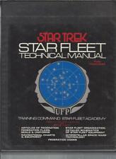 STAR TREK FLEET TECHNICAL MANUAL