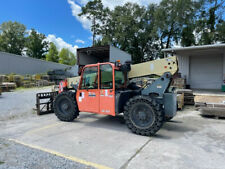Jlg Forklift Cab Heat Air Air Boss Tires 90 Has Rotating Carriage Low Hours